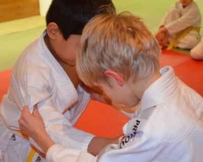 Judo für 6 bis 8 jährige Schulkinder