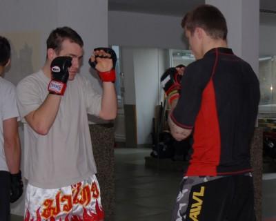 Kung Fu Boxing / Mixed Martial Arts