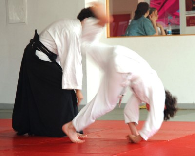 Aikido für Kinder und Jugendliche ab 8 Jahren