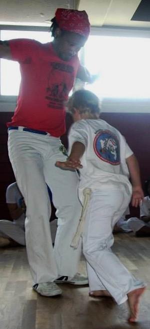 NEU: Capoeira für Kinder ab 6 Jahren