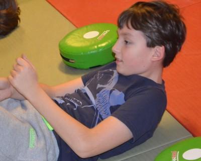 Wing Chun - Kung Fu - Kids für Forgeschrittene von 6 bis 12 Jahren