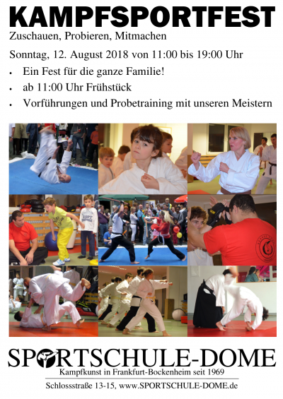 Kampfsportfest