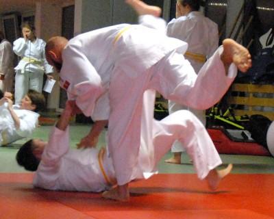 Kenjukate / Ju Jitsu