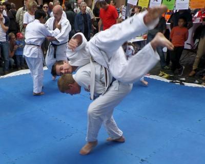 Judo Probetraining für Schulkinder und Jugendliche ab 12 Jahren